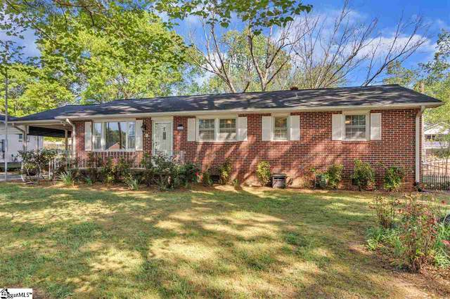 414 Rangeview Circle, Greenville, SC 29617 (MLS #1416030) :: Resource Realty Group