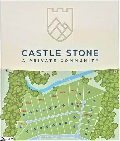 Castle Stone Drive, Moore, SC 29369 (#1416072) :: Hamilton & Co. of Keller Williams Greenville Upstate