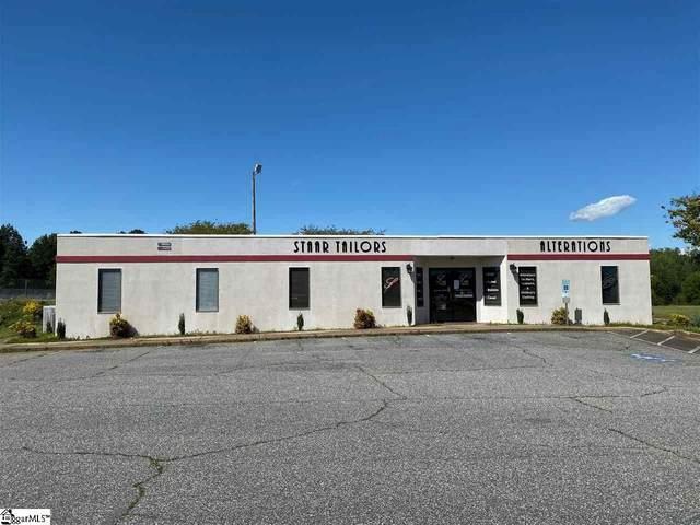 175 N Town Drive, Spartanburg, SC 29303 (MLS #1416135) :: Resource Realty Group