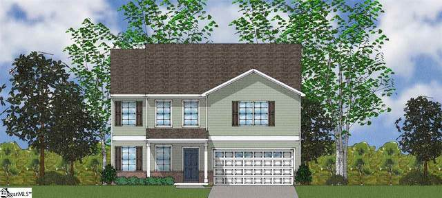 609 Whittier Street Lot 301, Greenville, SC 29605 (#1416156) :: The Toates Team