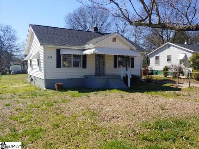 843 Whitlock Street, Spartanburg, SC 29301 (#1416166) :: J. Michael Manley Team