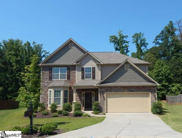 10 Rhinegold Court, Simpsonville, SC 29681 (MLS #1416209) :: Resource Realty Group