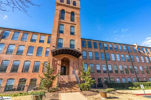400 Mills Avenue #225, Greenville, SC 29605 (#1416259) :: Hamilton & Co. of Keller Williams Greenville Upstate