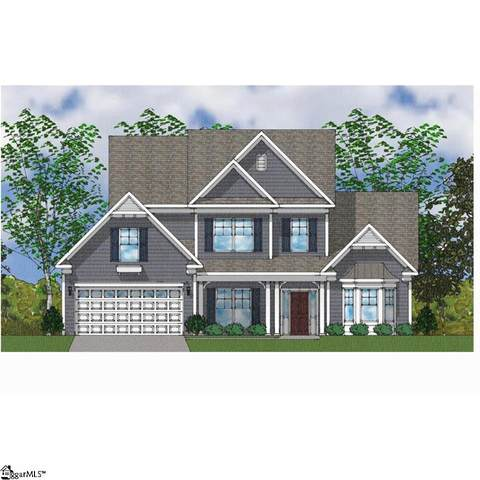 602 Creekside Bluff, Simpsonville, SC 29681 (#1416278) :: The Robby Brady Team