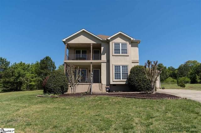 124 Shore Heights Drive, Inman, SC 29349 (#1416366) :: Hamilton & Co. of Keller Williams Greenville Upstate