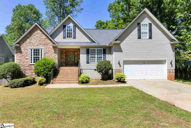 214 Barrett Drive, Mauldin, SC 29662 (MLS #1416371) :: Resource Realty Group