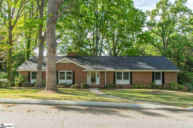 13 Indian Springs Drive, Greenville, SC 29615 (#1416448) :: J. Michael Manley Team