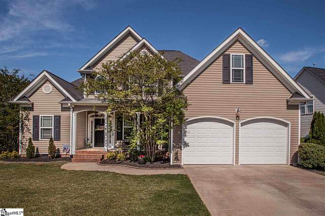 4 Cabrini Court, Simpsonville, SC 29680 (MLS #1416458) :: Resource Realty Group