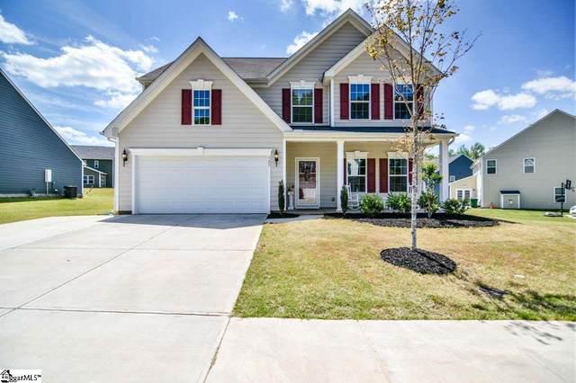 127 Village Vista Drive, Fountain Inn, SC 29644 (MLS #1416472) :: Prime Realty