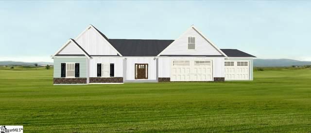 103 Cliftons Landing Drive, Anderson, SC 29625 (#1416482) :: Hamilton & Co. of Keller Williams Greenville Upstate