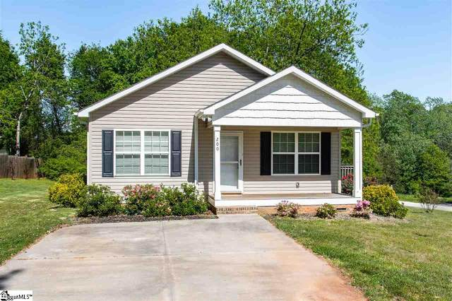 200 Whitten Street, Easley, SC 29640 (#1416712) :: The Toates Team