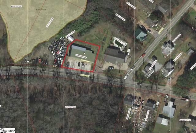 804 Jackson Street, Anderson, SC 29625 (#1416785) :: Hamilton & Co. of Keller Williams Greenville Upstate