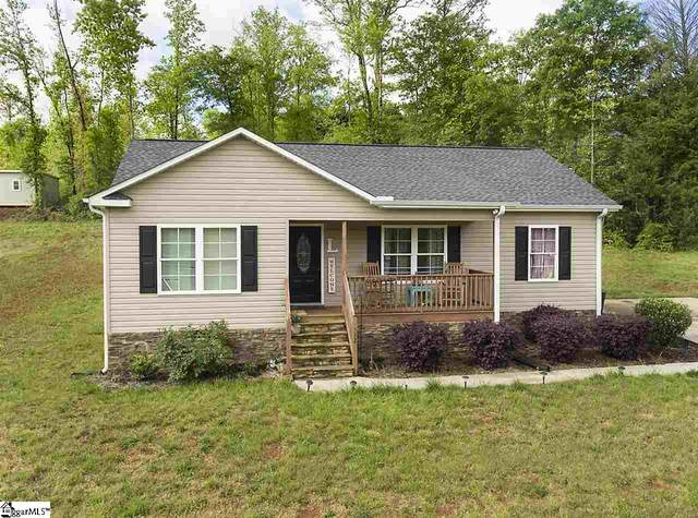 512 Secona Road, Pickens, SC 29671 (MLS #1416847) :: Resource Realty Group
