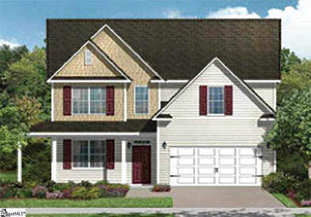 803 I Orchard Valley Lane, Boiling Springs, SC 29316 (#1416900) :: Green Arc Properties