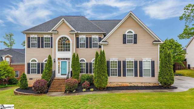 100 Meadow Rose Drive, Travelers Rest, SC 29690 (#1416912) :: The Haro Group of Keller Williams