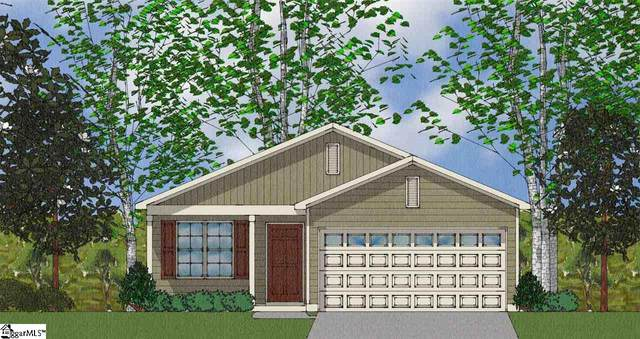 406 Pollyanna Drive Lot 43, Greenville, SC 29605 (#1416929) :: The Toates Team