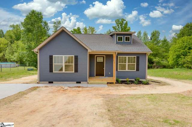 217 Timber Drive, Pickens, SC 29671 (MLS #1416955) :: Resource Realty Group