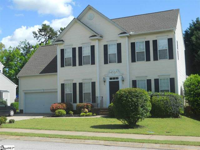 217 Highgate Circle, Greer, SC 29650 (#1416976) :: Expert Real Estate Team