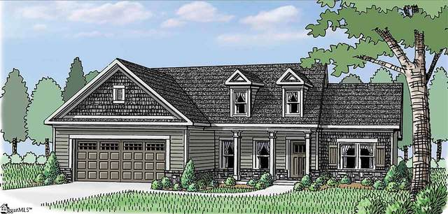 12 Harvestwood Place, Greenville, SC 29605 (#1417085) :: The Robby Brady Team