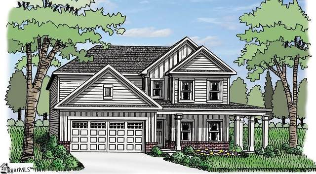 1 Harvestwood Place, Greenville, SC 29605 (#1417091) :: The Robby Brady Team