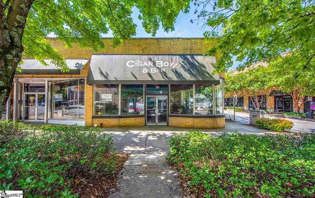 23-25 College Street, Greenville, SC 29601 (#1417131) :: Parker Group