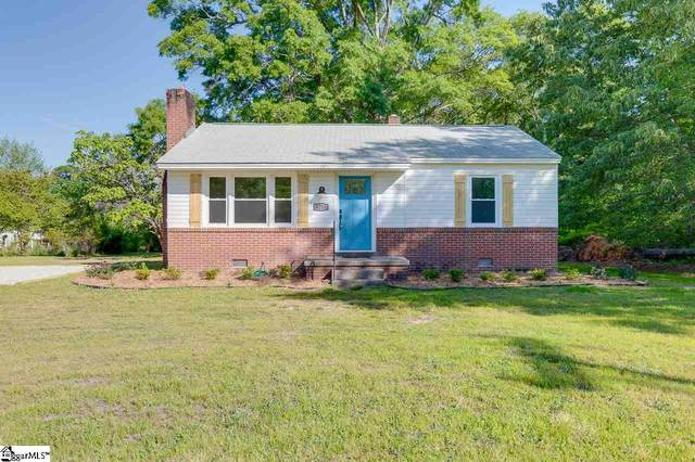 6215 Belton Highway, Belton, SC 29627 (#1417143) :: J. Michael Manley Team