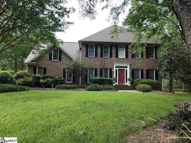 431 Willowbrook Drive, Spartanburg, SC 29301 (#1417215) :: J. Michael Manley Team