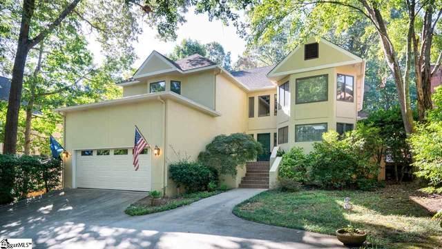 109 Hidden Hills Drive, Greenville, SC 29605 (#1417229) :: Coldwell Banker Caine