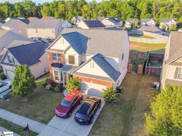 31 Parkwalk Drive, Greer, SC 29650 (#1417258) :: The Toates Team