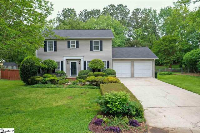403 Hedgewood Terrace, Greer, SC 29650 (#1417328) :: The Toates Team