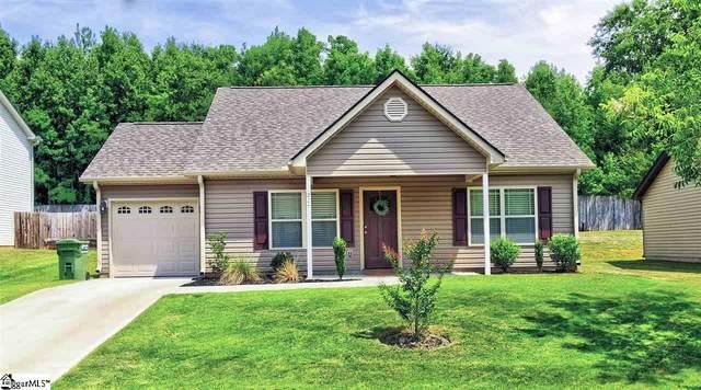 224 Basswood Drive, Roebuck, SC 29376 (#1417344) :: Hamilton & Co. of Keller Williams Greenville Upstate