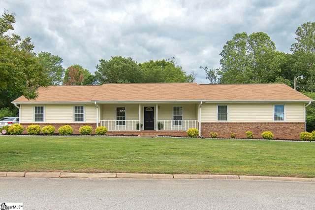 406 Black Horse Run, Simpsonville, SC 29681 (MLS #1417358) :: Resource Realty Group