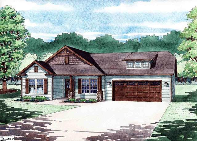 727 West Gap Creek Road Lot 34, Greer, SC 29651 (#1417380) :: The Haro Group of Keller Williams
