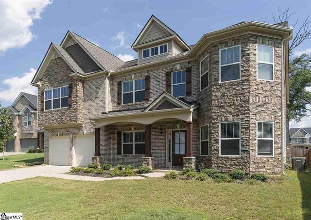 4 Meadow Field Court, Simpsonville, SC 29681 (#1417385) :: Hamilton & Co. of Keller Williams Greenville Upstate