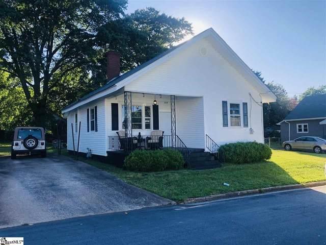 208 S 4th Street, Easley, SC 29640 (#1417399) :: The Haro Group of Keller Williams