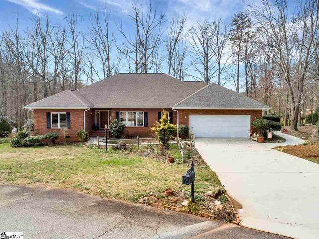 4402 Smoak Pond Road, Seneca, SC 29678 (#1417406) :: Hamilton & Co. of Keller Williams Greenville Upstate