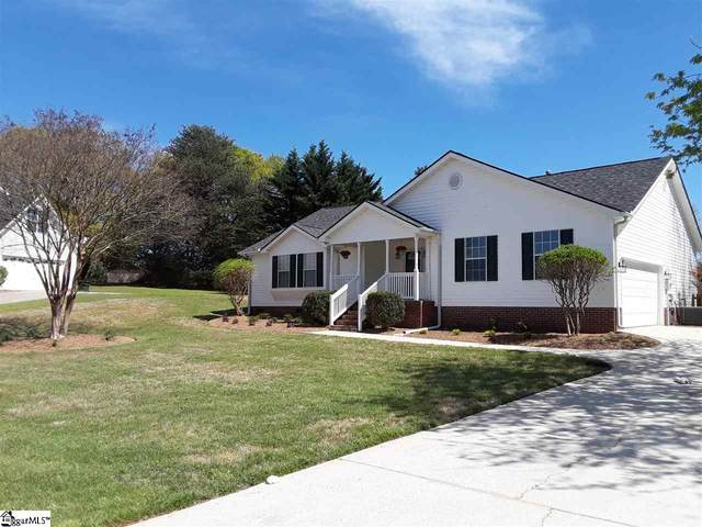 112 Cornelson Drive, Greer, SC 29651 (MLS #1417439) :: Resource Realty Group