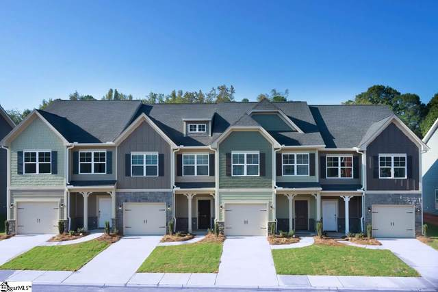 612 Springbranch Drive #79, Simpsonville, SC 29680 (#1417459) :: Hamilton & Co. of Keller Williams Greenville Upstate