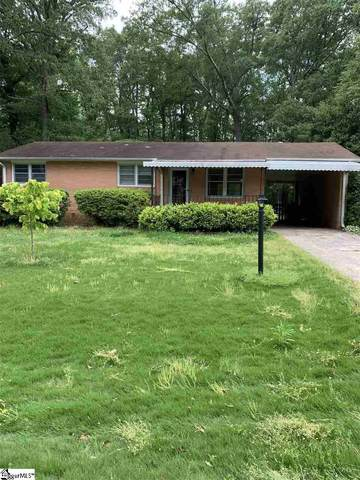 114 Carole Drive, Greer, SC 29651 (#1417546) :: Hamilton & Co. of Keller Williams Greenville Upstate
