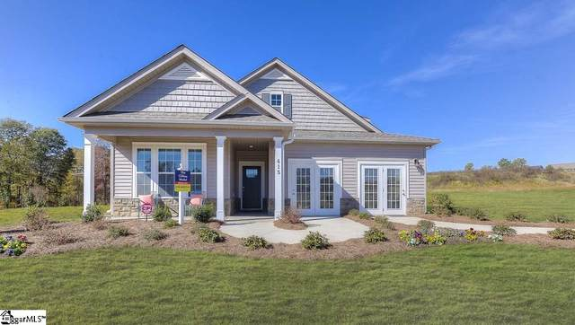408 Stepstones Drive Lot 1, Boiling Springs, SC 29316 (MLS #1417572) :: Resource Realty Group