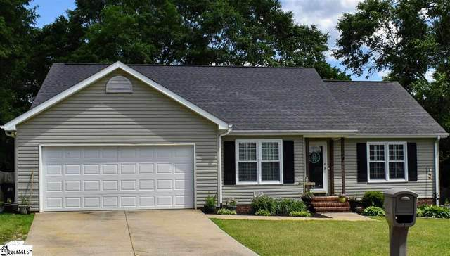 5 Windjammer Lane, Greenville, SC 29617 (MLS #1417625) :: Resource Realty Group