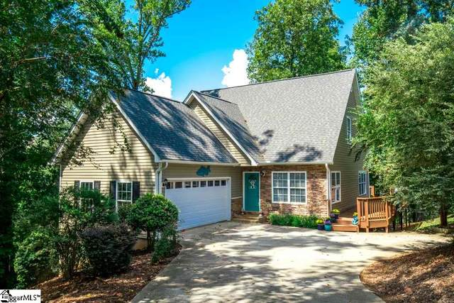 312 Plantation Pointe, Anderson, SC 29625 (#1417645) :: Coldwell Banker Caine