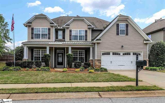 1 Windsor Creek Court, Simpsonville, SC 29681 (#1417712) :: The Robby Brady Team