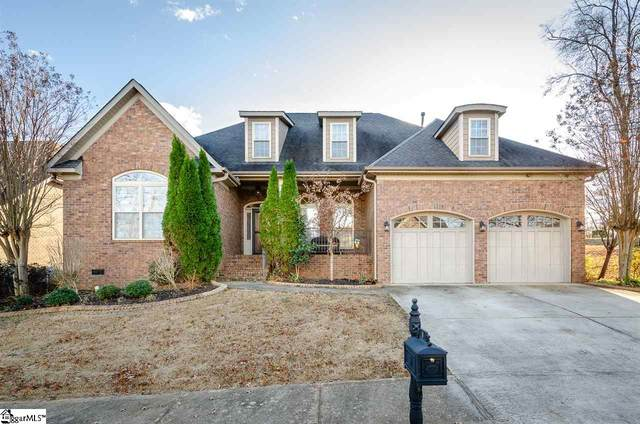 6 Double Crest Drive, Taylors, SC 29687 (#1417812) :: The Toates Team