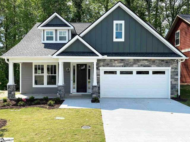 15 Cromarty Lane #38, Simpsonville, SC 29681 (#1417863) :: The Toates Team