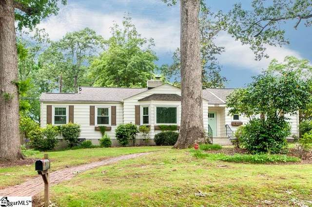 119 Broughton Drive, Greenville, SC 29609 (#1417883) :: The Toates Team