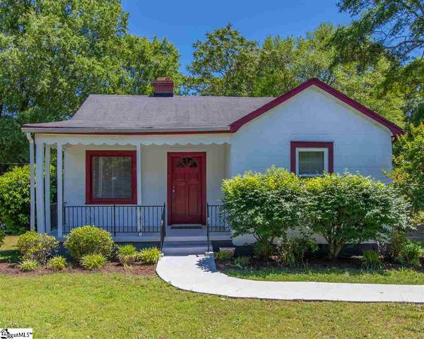 2001 Old Easley Bridge Road, Greenville, SC 29611 (#1417910) :: The Toates Team