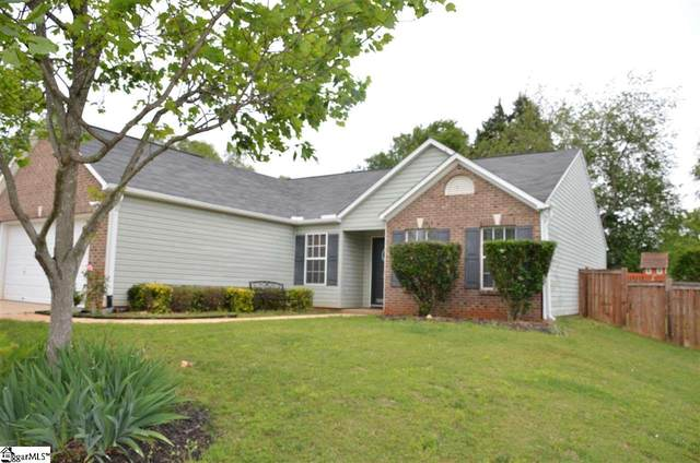 420 Peach Grove Place, Mauldin, SC 29662 (#1417916) :: Coldwell Banker Caine