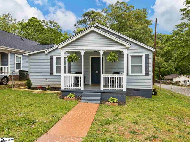 23 Bridwell Avenue, Greenville, SC 29607 (MLS #1417921) :: Prime Realty