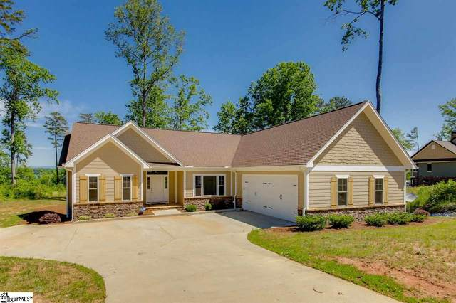 906 Twingate Lane, Seneca, SC 29672 (#1417943) :: Parker Group